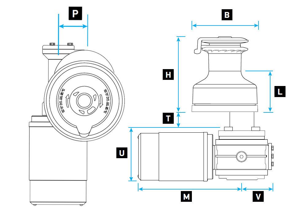 lewmar winch wiring diagrams badland winch wire diagram