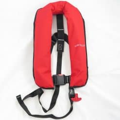 Waveline 165N ISO Lifejacket - Red No Harness